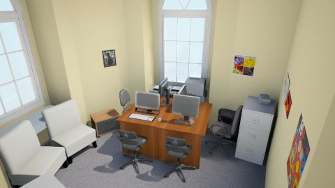 room45 planning - Eclectic - Office  - by Declan Walsh
