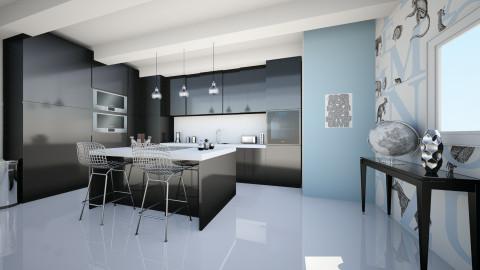 ABC Kitchen - Kitchen - by scorpiolibra