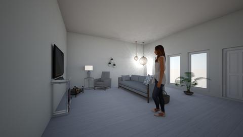 cute boho livingroom - Minimal - Living room  - by Kimorah