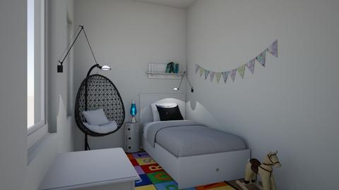 pbgy - Kids room  - by Abigel45