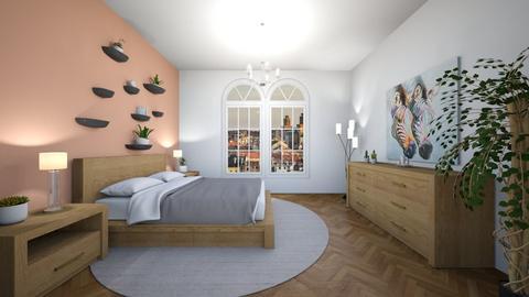 Zebra - Classic - Bedroom  - by Twerka