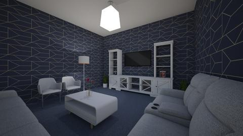 my living room - Living room  - by Yara_win