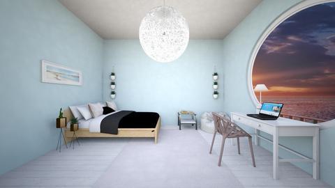 Costal Bedroom - Rustic - Bedroom  - by TropicalLands