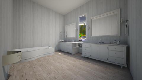 Minimalist Bathroom - Minimal - Bathroom  - by Alita Rizka Chairunnisa