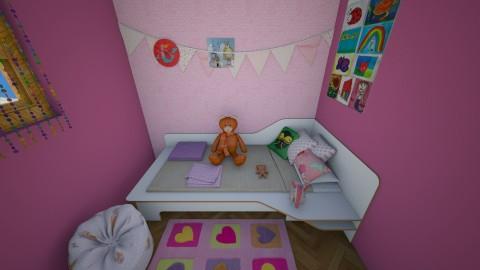 girly girl room - Kids room  - by Alixandria Wolff
