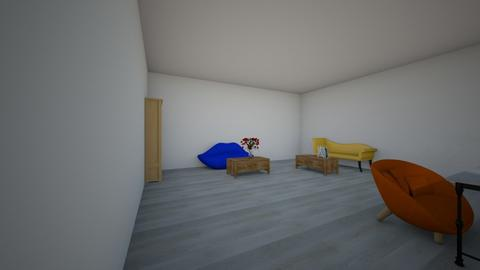 Emmas office - by bittersweetfree