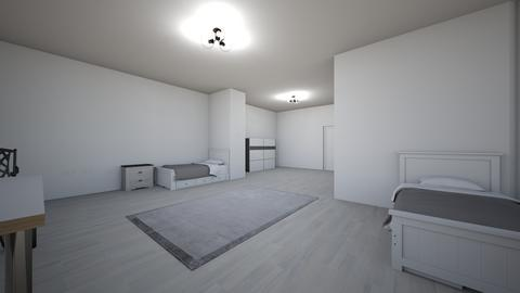 Apt bedrooms 2 - by saratevdoska