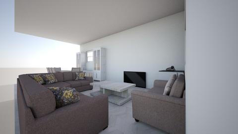 Comedor Estar - Living room  - by wholianromero