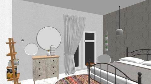AUTOMALL TRIAL - Modern - Bedroom  - by faryalmsaeed