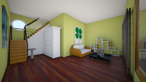cuteee - Living room - by Emelyn Cristal Rosario
