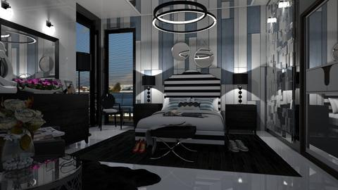 12012018 - Modern - Bedroom  - by matina1976