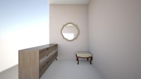 habitacio - Modern - Bedroom  - by saiachi