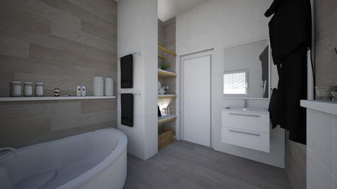 1 - Bathroom  - by Anet Aneta Kucharova