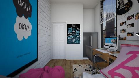 TFIOS 2 - Bedroom  - by SammyJPili