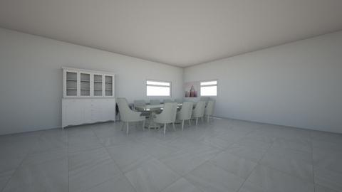 Kitchen and dining room - Kitchen - by roomplanner18