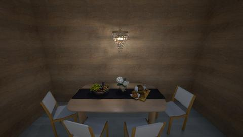 Scandinavian Dining Room - Dining room  - by SaraL4472