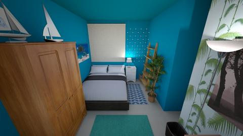 Double Bed 1_3 - Bedroom - by Fitz56