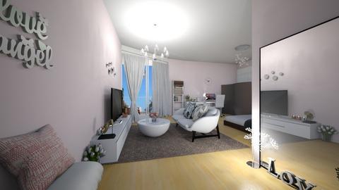 mine - Bedroom  - by Binhie
