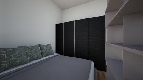 Bedroom Ingrid - Bedroom  - by Ingrid Rohland