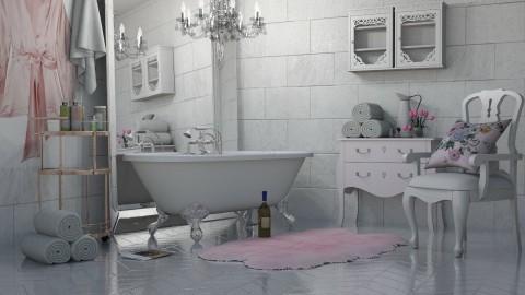 Relax - Glamour - Bathroom - by Kathran