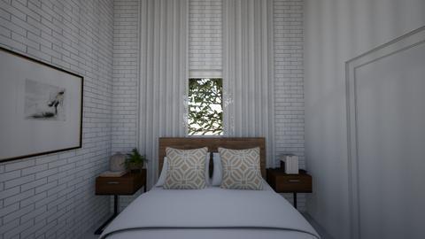 BED1 - Bedroom  - by reut070795