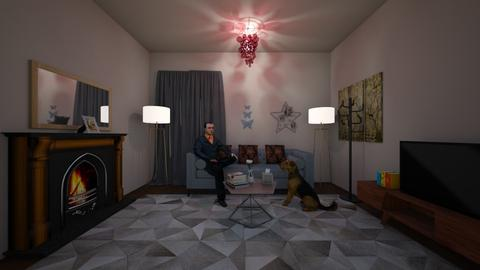 hippy - Living room - by 17rhughes