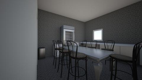 kitchen - Modern - Kitchen  - by AaronNeville