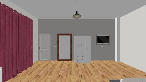 Priscila cuarto  - Modern - Bedroom  - by Grety