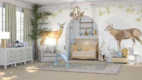 Surprise Baby Nursery - by jjp513
