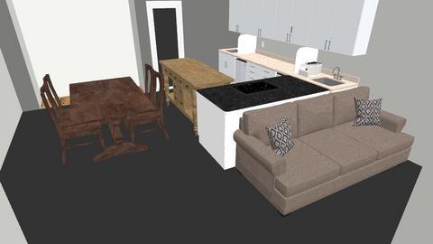 living - Living room  - by ciro90