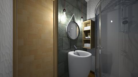 small bathroom 3 - Bathroom  - by sancharib