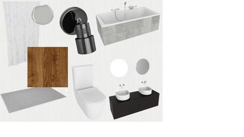 Bathroom - by haleycombs