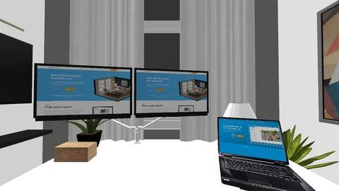 Bedroom 3 - Modern - Bedroom  - by viuz