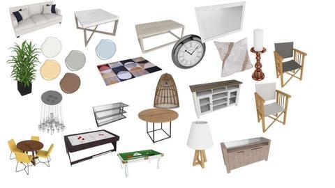 Living room 1 - by Samiliketodesign