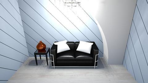 Love Seat Remix - Living room  - by RoseGrangerWeasly