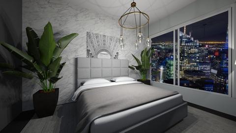 Teehee - Bedroom  - by mood_scorpio