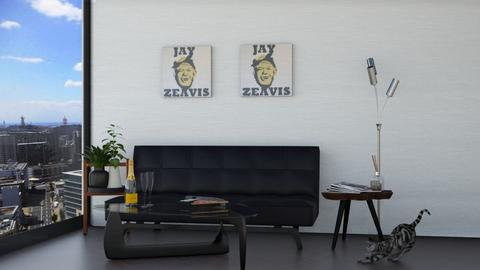 jay zeavis - Minimal - Living room  - by LI_VV