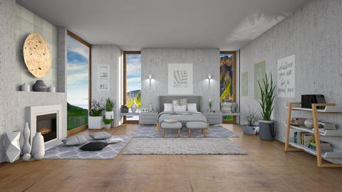 Alicia Florinda - Bedroom  - by Ferplace