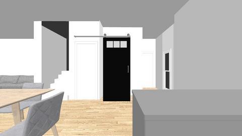 Level 0 - Living room - by WaterlooVII