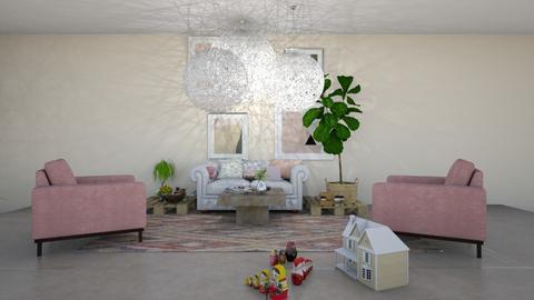 Colour Pop Lounge remix - Living room  - by Doraisthe_nameofmydoggo12345