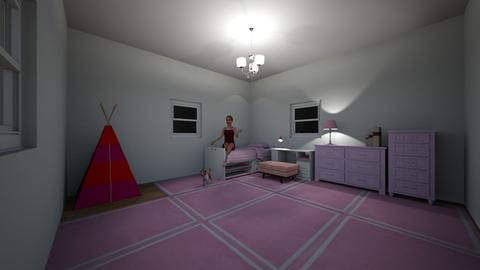 Room - Bedroom  - by Nikole P
