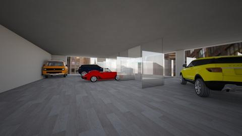 Garage - by 29catsRcool