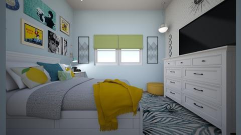 Dream Bedroom  - Bedroom - by EwaT
