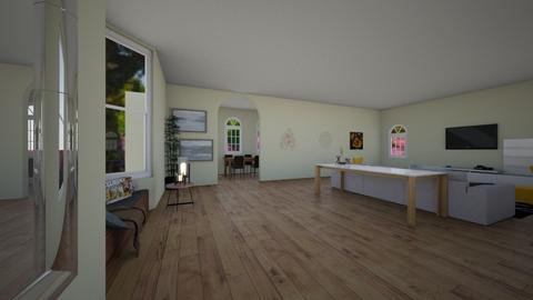 Book Design - Living room - by CallmeeCrazy123
