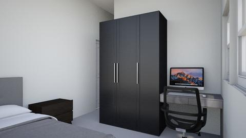 My Room concept 1 - Bedroom  - by Mahimaniac