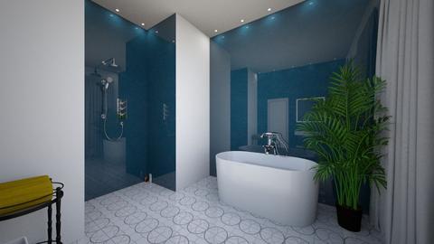 Kupelka - Bathroom  - by nisht