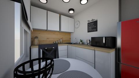 virtuve - Kitchen  - by beatakrumina