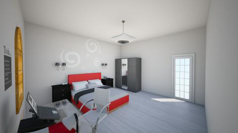mm - Bedroom - by marius iulian