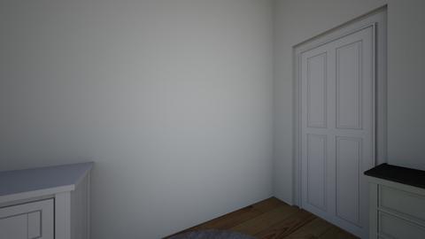 modern room - Modern - Bedroom  - by rawda22