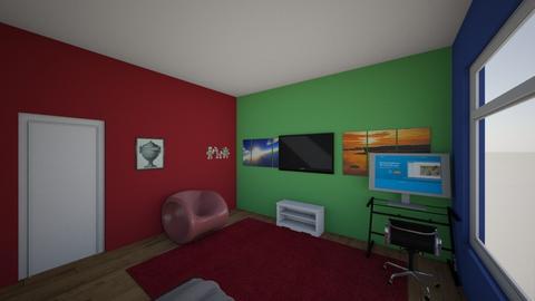 VR room and Kids Room - Kids room  - by NamsPT